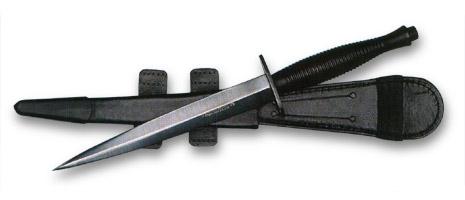 Fairbairn Sykes Commando Knife 3rd Pattern